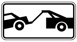 <em>DID YOU KNOW</em><br />You cannot have a delinquent vehicle towed?